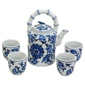 Oriental Furniture Teapots And Coffee Servers