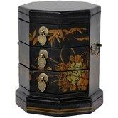Oriental Furniture Jewelry Boxes