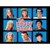 Brady Bunch Wall Art