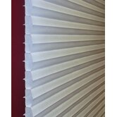 54&quot; L Insulating Window Shade in White