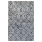 Greenwich Modern Lozenge Slate Rug