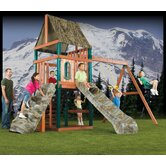 Real Tree Sportsman Wood Complete Play Set