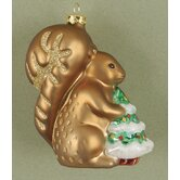 Fox Squirrel Ornament