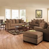 Klaussner Furniture Living Room Sets