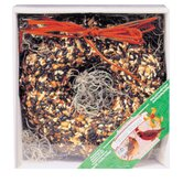 Hanging Birdie Wreath Wild Bird Food