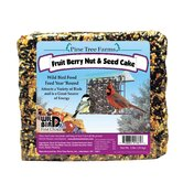 Seed Cake Fruit / Nut Wild Bird Food