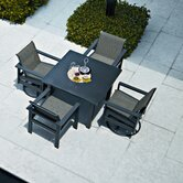 Richland 5 Piece Dining Set