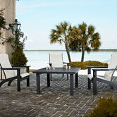 Adirondack Sling 4 Piece Dining Set
