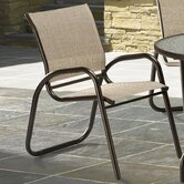 Gardenella Stacking Dining Arm Chair