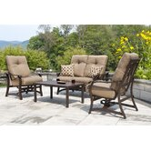 Villa 4 Piece Deep Seating Group