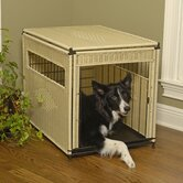 Pet Residence in Natural Wicker