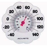 Transparent Suction Cup Thermometer
