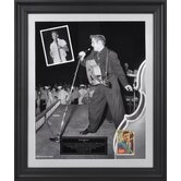 Elvis Presley &quot;1956&quot; Limited Edition Framed Presentation