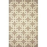 Spello Chains Natural Outdoor Rug