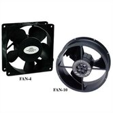 "4.5"" Fan and Guard"