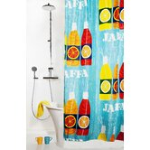 Jaffa Shower Curtain in Green