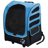 I-GO2 Pet Carrier Plus in Ocean Blue