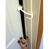 Childproof Door Lock and Pinch Guard
