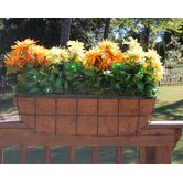 Newport Over the Rail Planter for 2&quot; x 6&quot; Rail