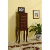 Timeless Jewelry Armoire