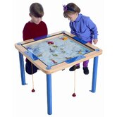 Happy Trails Magnetic Sand Activity Table