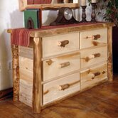 Summit Peak Six Drawer Chest