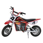 Boys 16&quot; Dirt Rocket MX500 High Performance Electric Motocross Bike