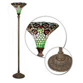 Peacock Torchiere Lamp