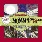 Mummy Cupcake Kit