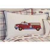 Cars and Trucks Crib Bedding Collection