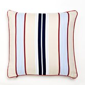 Cars and Trucks Preppy Stripe Pillow