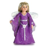 Iris Fairy Outfit for 18&quot; Slim Dolls