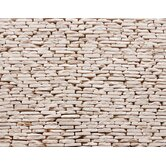 "Standing Pebbles 4"" x 12"" Interlocking Mesh Tile in Pavilion"