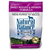 Limited Ingredient Diets Sweet Potato and Venison Formula Dry Dog Food
