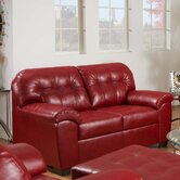 Cardinal Loveseat