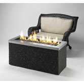The Outdoor GreatRoom Company Electric and Gel Fuel Fireplaces
