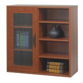 Apres Modular Storage Single Door/Open Shelves