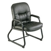 Serenity Series Leather Office Chair