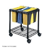 Safco Products Company Filing Carts