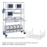 Wire Drop Shelf for Wire LAN Management System