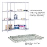 Safco Products Company Shelving Accessories