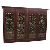 1450 Macau Oak Wine Cooler Cabinet