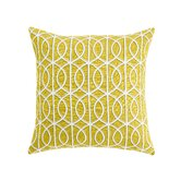 Gate Pillow in Citrine