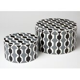DwellStudio Decorative Baskets, Bowls & Boxes