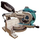 Dual Slide Compound Laser Miter Saw