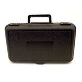 Blow Molded Case in Black: 8 x 13.5 x 3.75