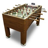 Tournament Foosball Table with Goal Flex Technology