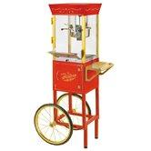Nostalgia Electrics Popcorn Machines / Nut Roasters