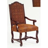 Decorator Casablanca Fabric Arm Chair