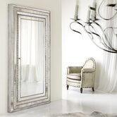 Melange Glamour Floor Mirror